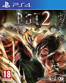 Koei Tecmo - A.O.T. 2 /PS4 (1 Games)