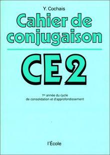 Cahier de conjugaison/CE2