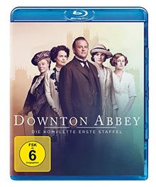 Downton Abbey - Staffel 1 [Blu-ray]
