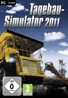 Tagebau-Simulator 2011