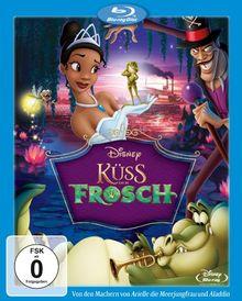 Küss den Frosch [Blu-ray]