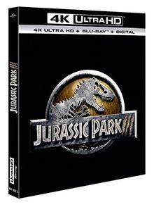 Jurassic park III 4k ultra hd [Blu-ray]