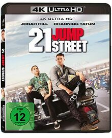 21 Jump Street (4K UHD) [Blu-ray]