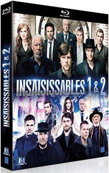 Coffret insaisissables 2 films : insaisissables 1 ; insaisissables 2 [Blu-ray]