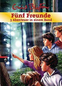 Fünf Freunde - 3 Abenteuer in einem Band: Sammelband 6 (Doppel- und Sammelbände, Band 6)