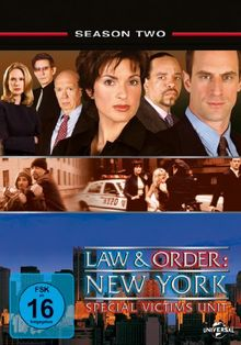 Law & Order: Special Victims Unit - Season Two [5 DVDs]