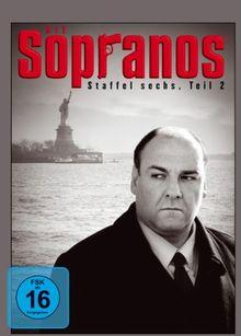 Die Sopranos - Staffel 6, Teil 2 [4 DVDs]