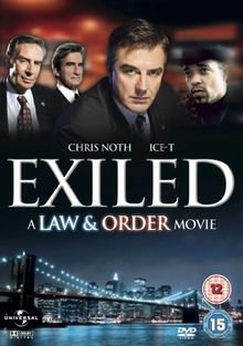 Exiled (1998) A law and Order movie [UK Import]