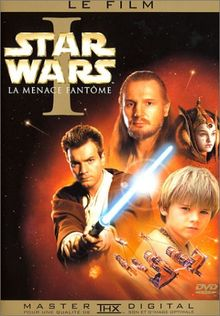Star Wars épisode 1 dvd