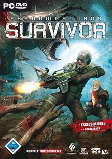 Shadowgrounds: Survivor (DVD-ROM)