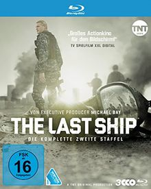 The Last Ship - Staffel 2 [Blu-ray]