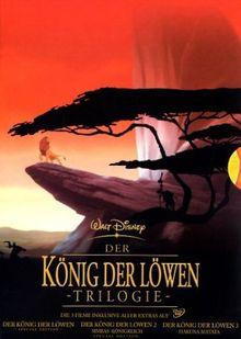 Der König der Löwen - Trilogie (5 DVDs)