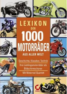 Lexikon der 1000 Motorräder aus aller Welt