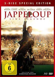 Jappeloup - Eine Legende [3-Disc Special Edition] [DVD & Blu-ray]