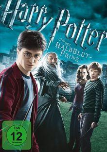 Harry Potter und der Halbblutprinz (Einzel-DVD)