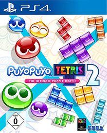 Puyo Puyo Tetris 2 (Playstation 4)