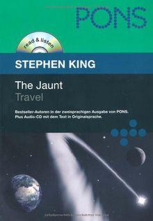 PONS Read & Listen, The Jaunt. Travel (PONS Reader: Englische Lektüre mit Audio-CD)
