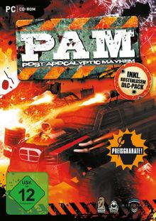 Post Apocalyptic Mayhem - [PC/Mac]
