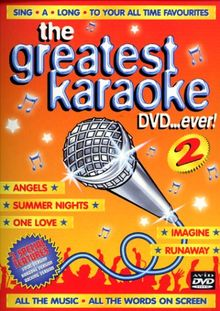 Karaoke - Greatest Karaoke Video...Ever 2 [UK Import]