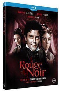Le rouge et le noir [Blu-ray] [FR Import]