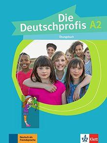 Die Deutschprofis A2: Übungsbuch