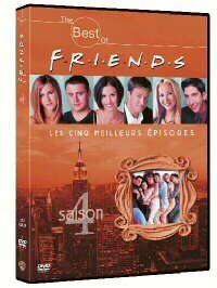 Friends : Best of saison 4 - Les cinq meilleurs épisodes