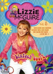 Lizzie McGuire, Vol. 08