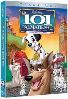 Les 101 dalmatiens 2 - Edition exclusive [FR Import]