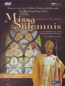 Beethoven, Ludwig van - Missa Solemnis: Konzert zum XX. Weltjugendtag (NTSC)