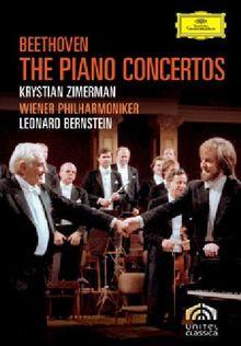 Beethoven, Ludwig van - Klavierkonzerte (GA) [2 DVDs]