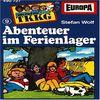 TKKG 9: Abenteuer im Ferienlager [Musikkassette]