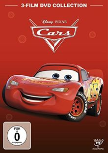 Cars 1 + Cars 2 + Cars 3 [3 DVDs]