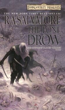 The Lone Drow: The Hunter's Blades Trilogy, Book II: 2