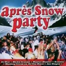 Après Snow Party 2004