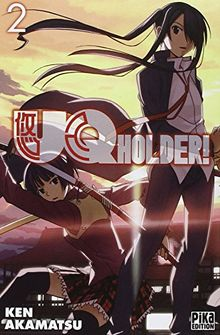 UQ Holder ! : Tome 2