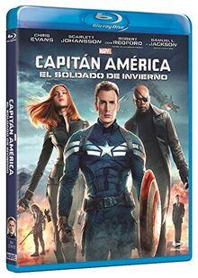 Capitan America. El Soldado de Invierno [Blu-ray] [Spanien Import]