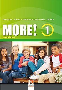 MORE! 1 Workbook NEU: SbNr 135558