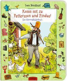 Komm mit zu Pettersson und Findus! Ein Wimmelbilderbuch: Ab 30 Monate