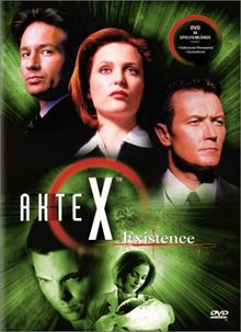 Akte X 19 - Existence