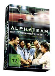 alphateam - Die Lebensretter im OP - Staffel 1/Folgen 14-26 [3 DVDs]