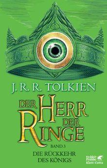 Der Herr der Ringe - Die Rückkehr des Königs Neuausgabe 2012: Neuüberarbeitung der Übersetzung von Wolfgang Krege, überarbeitet und aktualisiert