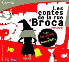 Les Contes De LA Rue Broca (Lu Par L'Auteur) MP3 CD