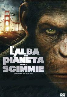 L'alba del pianeta delle scimmie [IT Import]