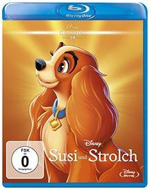 Susi und Strolch - Disney Classics [Blu-ray]