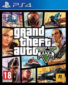 GTA V PS4 FR