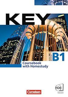 Key - Aktuelle Ausgabe: B1 - Kursbuch mit CDs und Phrasebook
