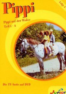 Pippi Langstrumpf - Pippi auf der Walze - Teil 1-4