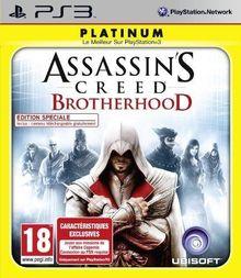 Assassin 's Creed: Brotherhood - Platinum [französischer Import]