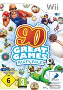 Family Party - 90 Great Games Party Pack