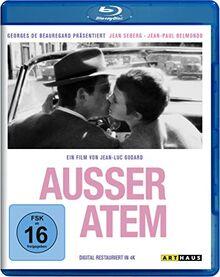 Außer Atem / 60th Anniversary Edition [Blu-ray]